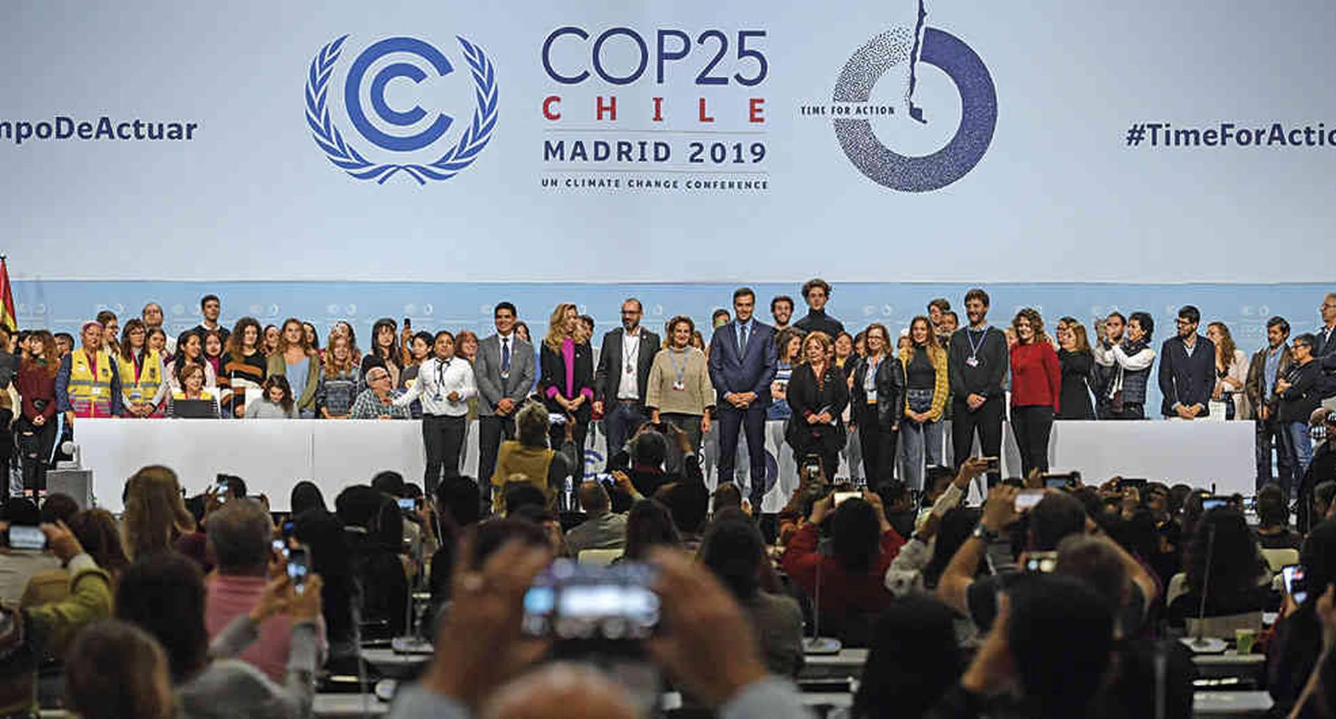 Esta semana mandatarios y delegaciones de 196 países presentarán sus avances de reducción de emisiones para 2020.