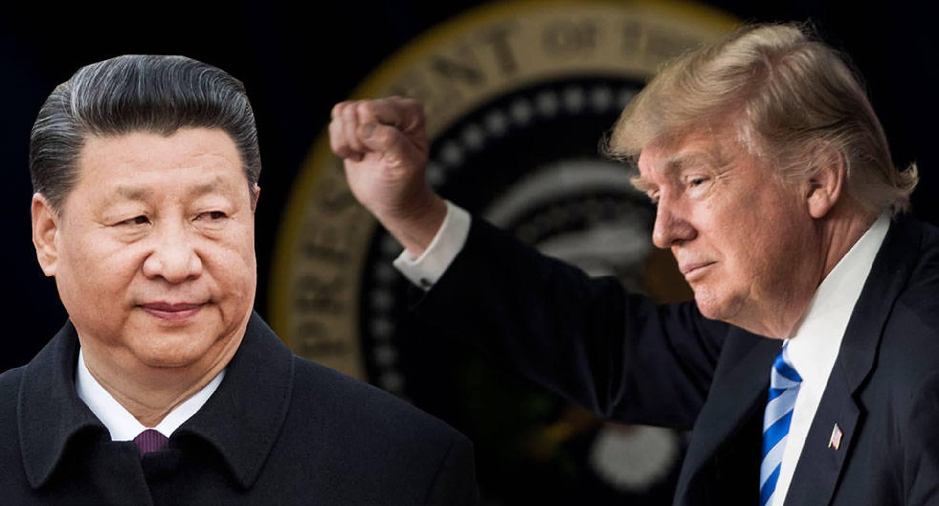 Hace unos meses el mandatario norteamericano aseguró que si no fuera por él, Hong Kong ya estaría destruida.