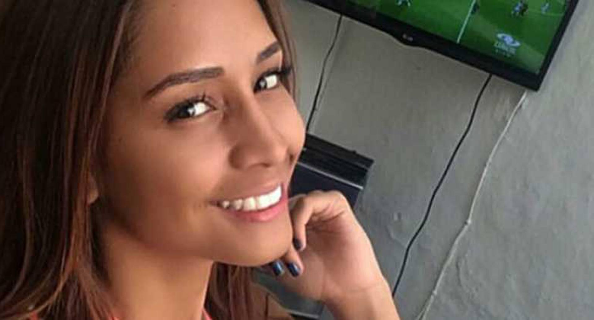 La mujer dijo que tomó la decisión de transportar droga porque no contaba con el dinero suficiente para costear su participación en el concurso Miss Mundo, Antioquia.