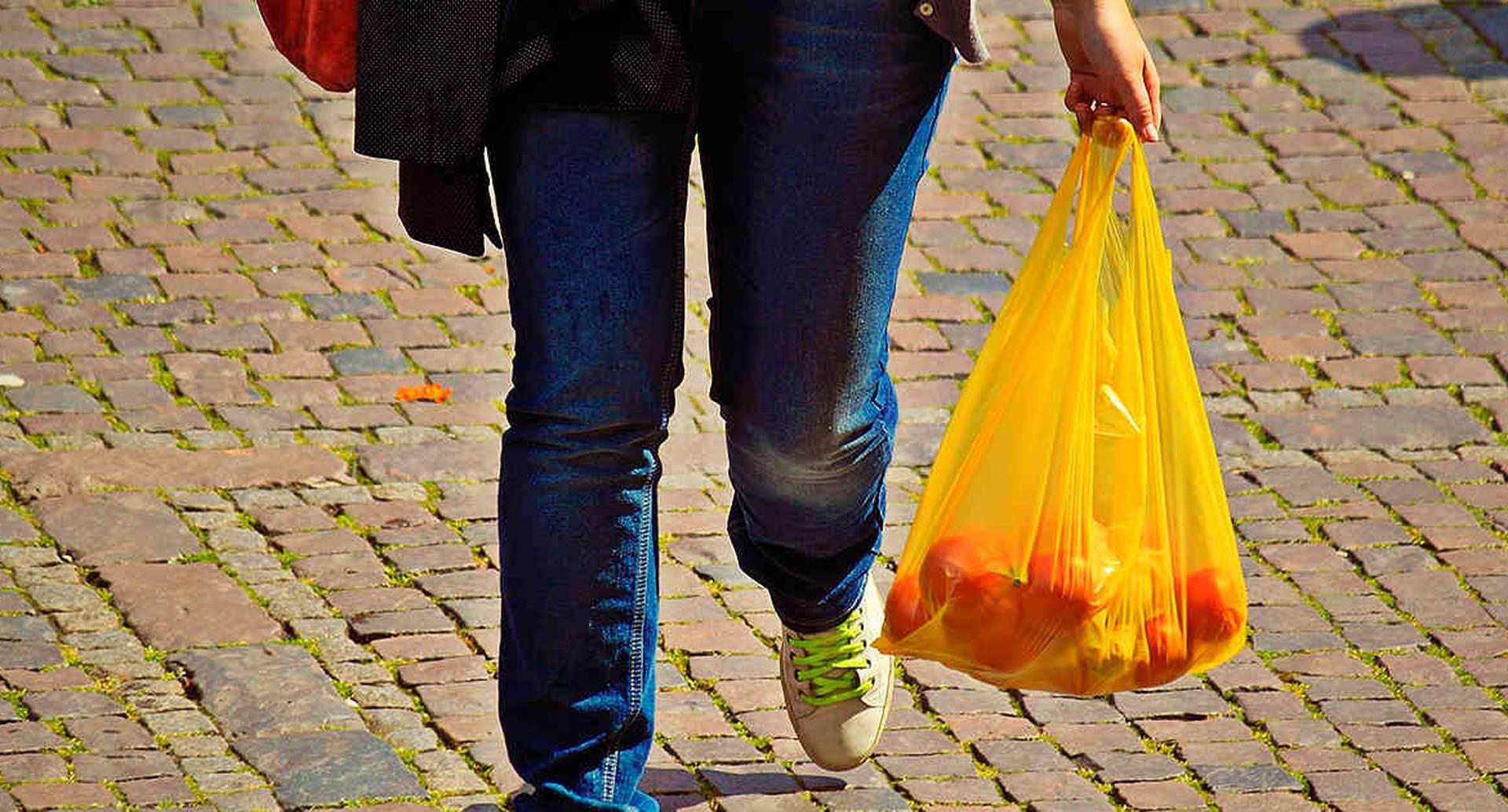 Colombia redujo un 59% el uso millones de bolsas plásticas en 2019 | Últimas noticias | ANLA. Foto: archivo/Semana.