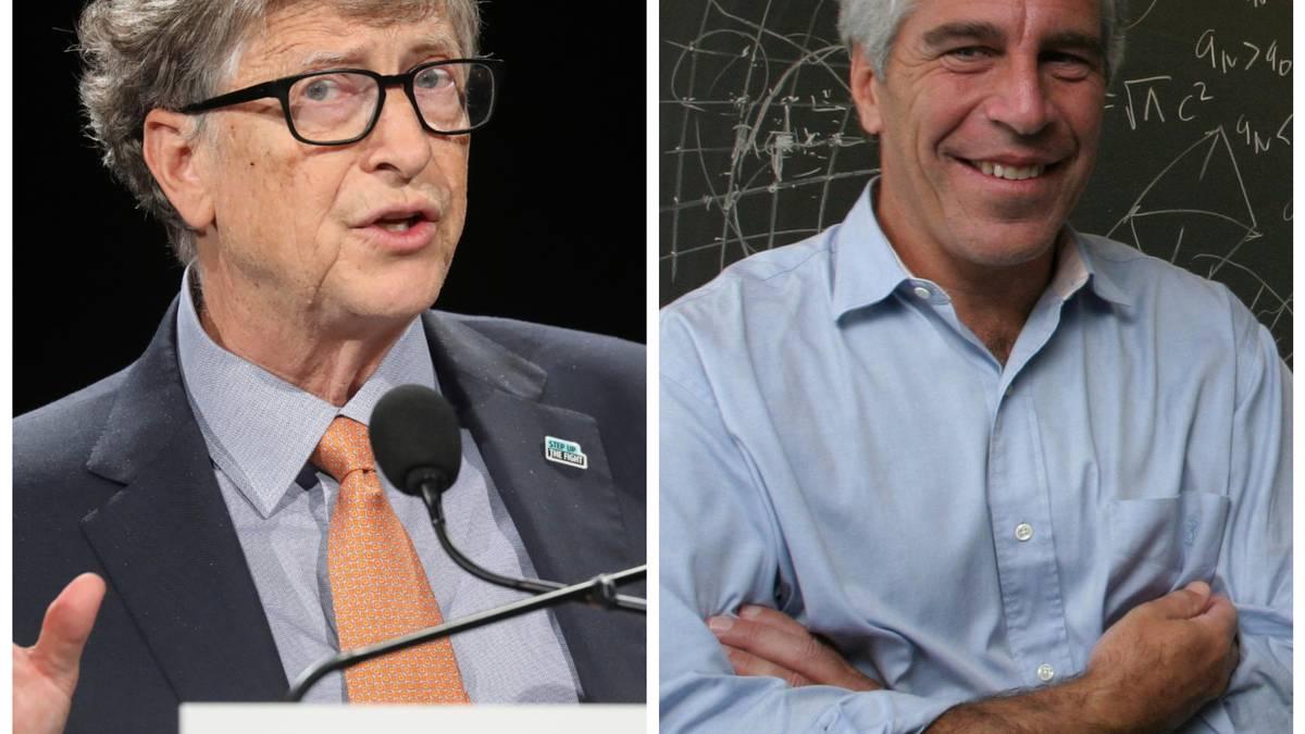 Bill Gates y Jeffrey Epstein se conocieron en 2011.