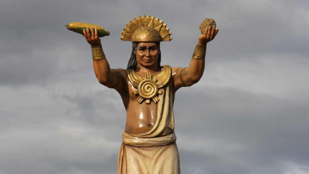 Los muiscas, quienes habitaron en la sabana de Bogotá, hacían pagamentos y rituales a sus dioses en las aguas sagradas del río Bogotá.