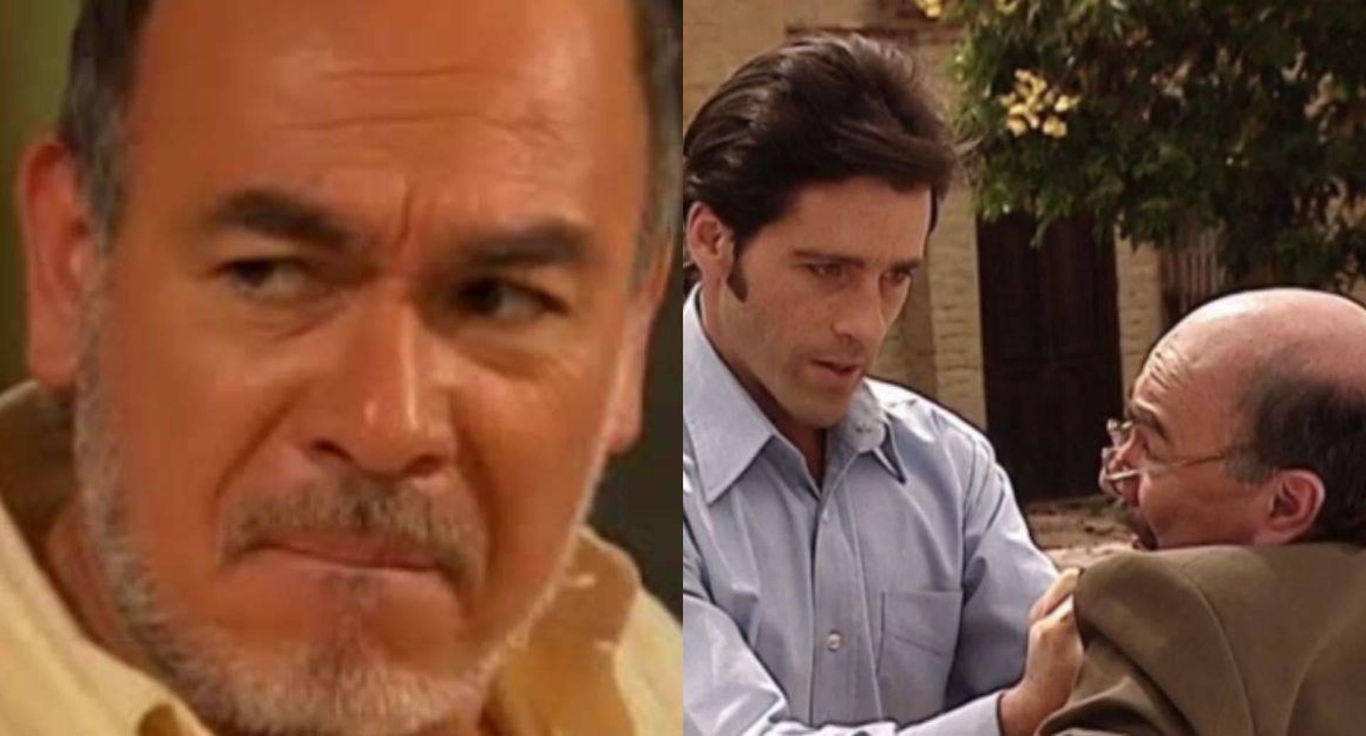Falleció el actor Raúl Gutiérrez, quien participó en Pasión de Gavilanes/ Foto: Instagram @raulinquieto