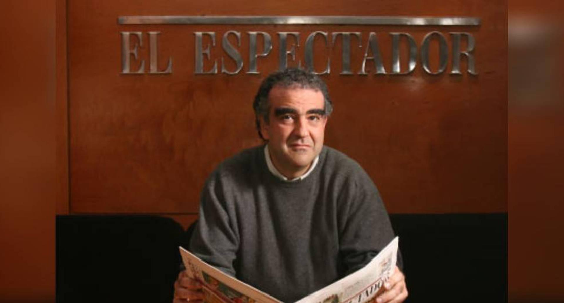 Fidel Cano, director de El Espectador, es miembro de la familia fundadora del periódico.