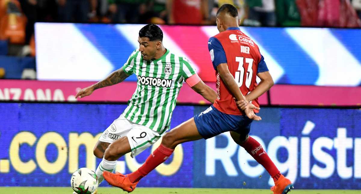 ¡Todo un show! Atlético Nacional e Independiente Medellín protagonizaron un clásico intenso