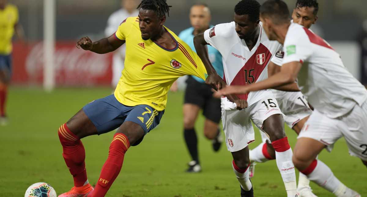 Colombia vs. Perú: canal y hora para ver en vivo por la tercera fecha de la Copa América 2021