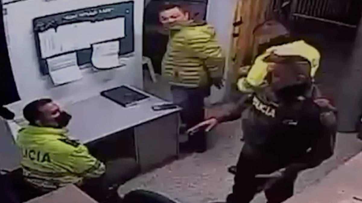Atención: Primer policía condenado por el asesinato de Javier Ordóñez en el  CAI de Villa Luz