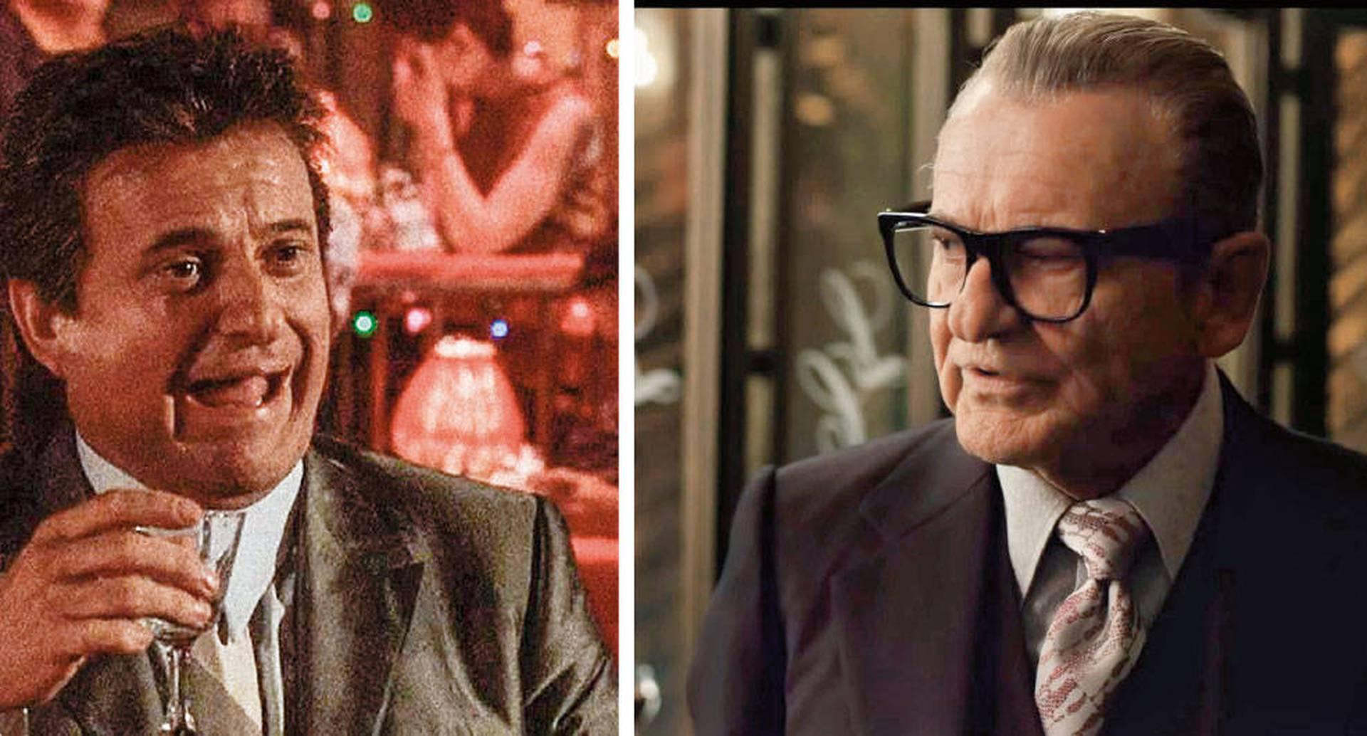 Pesci ganó su primer Óscar por su papel de Tommy DeVito en Buenos muchachos (1990). Ahora podría ganar otro por Russell Bufalino, su rol en El irlandés.