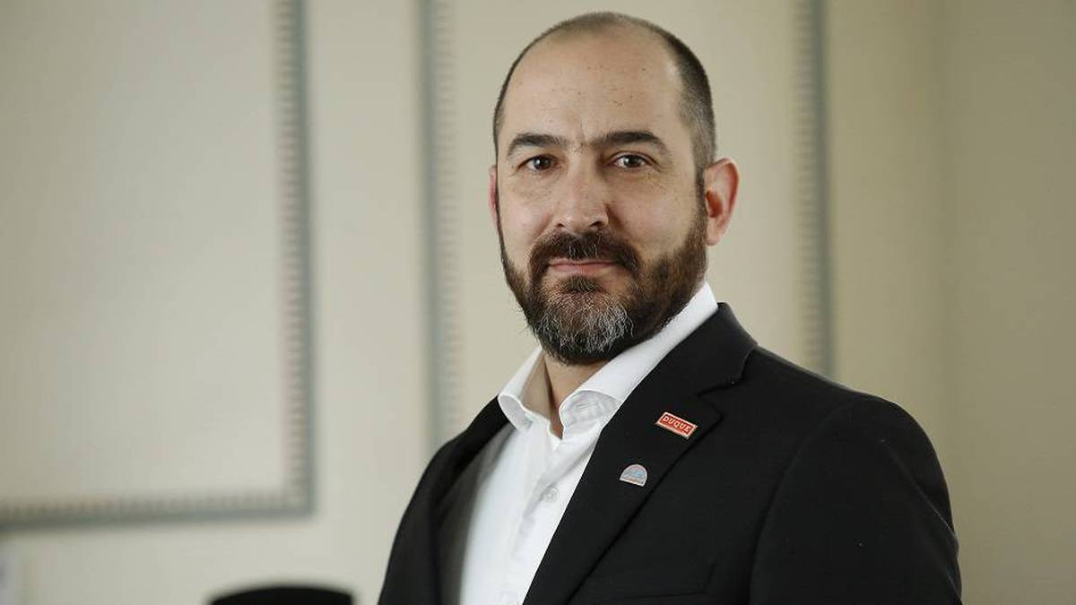 Felipe Buitrago, ministro de Cultura.