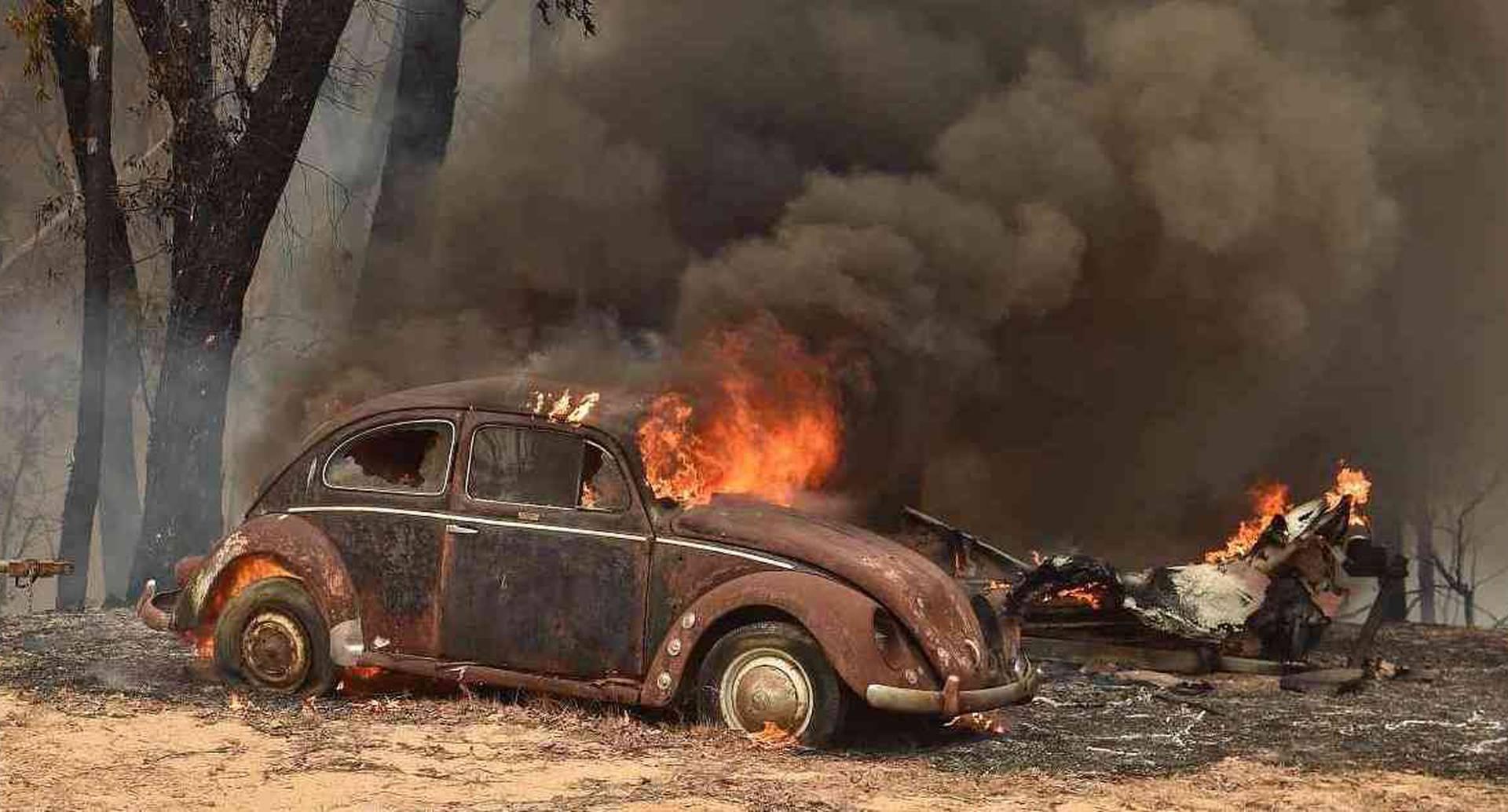 Los incendios se hacen cada vez más frecuentes en el país oceánico.