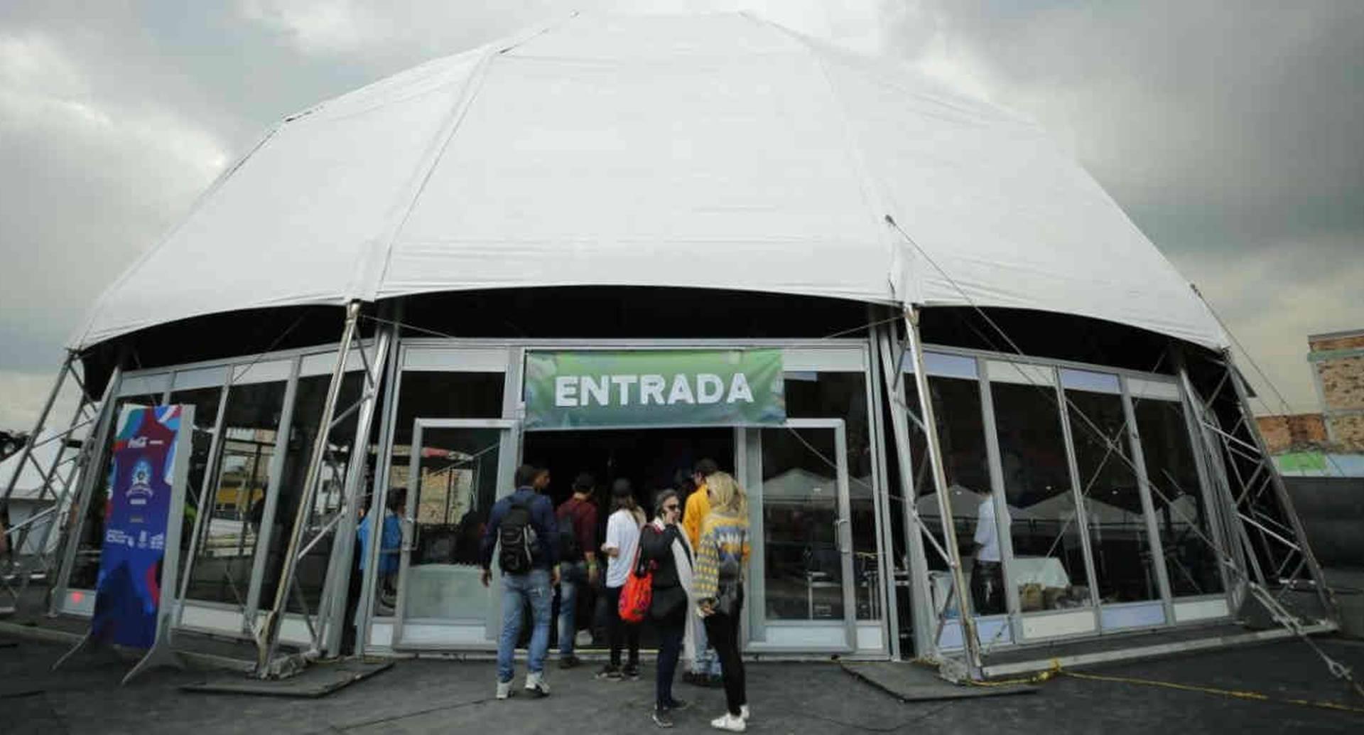 En 2018 el Festival Detonante se realizó en El Brox de Bogotá. Foto: archivo/Semana.