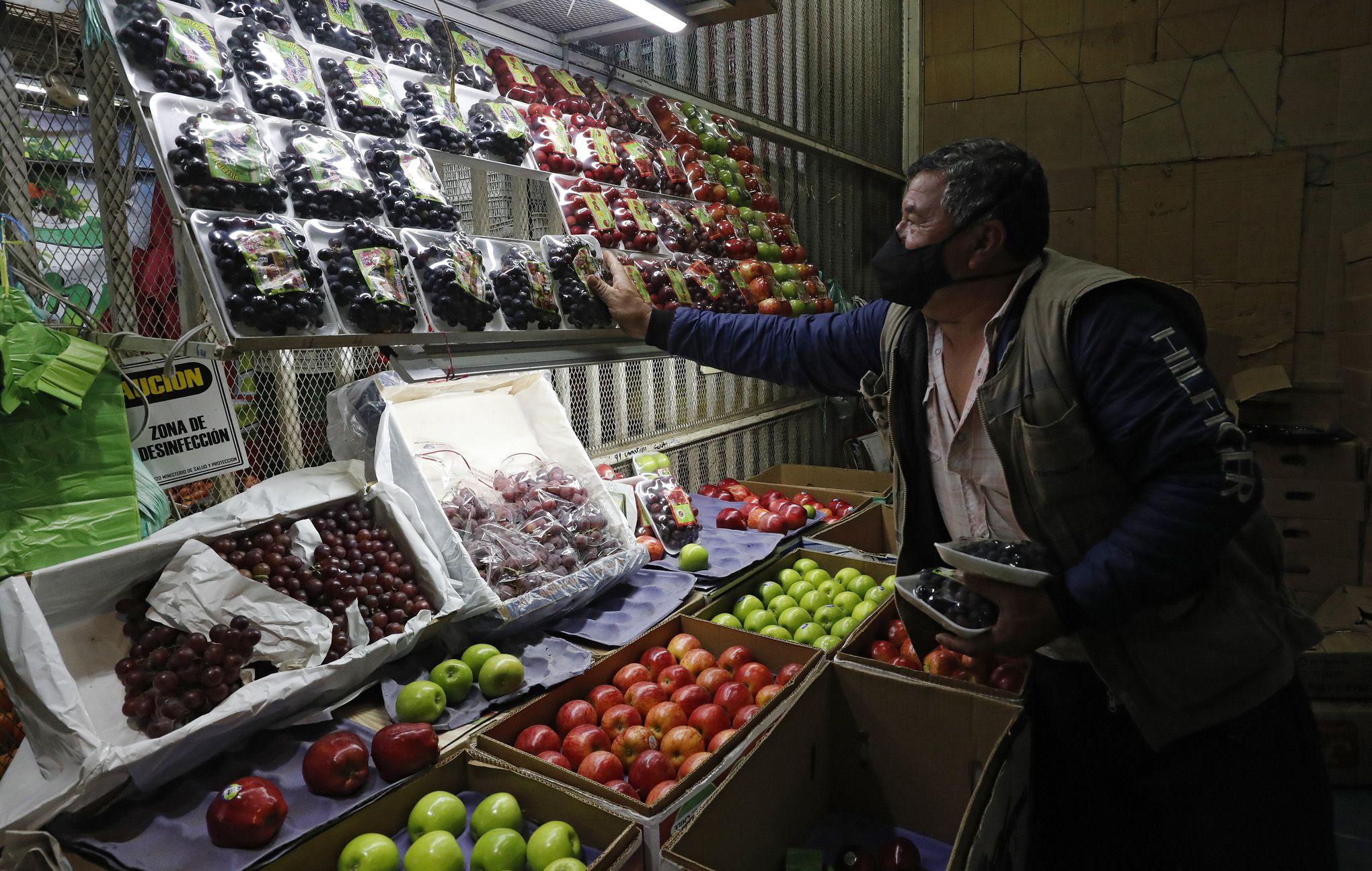 Paro Nacional: estos son los alimentos que ya escasean en Bogotá por  cierres en las vías