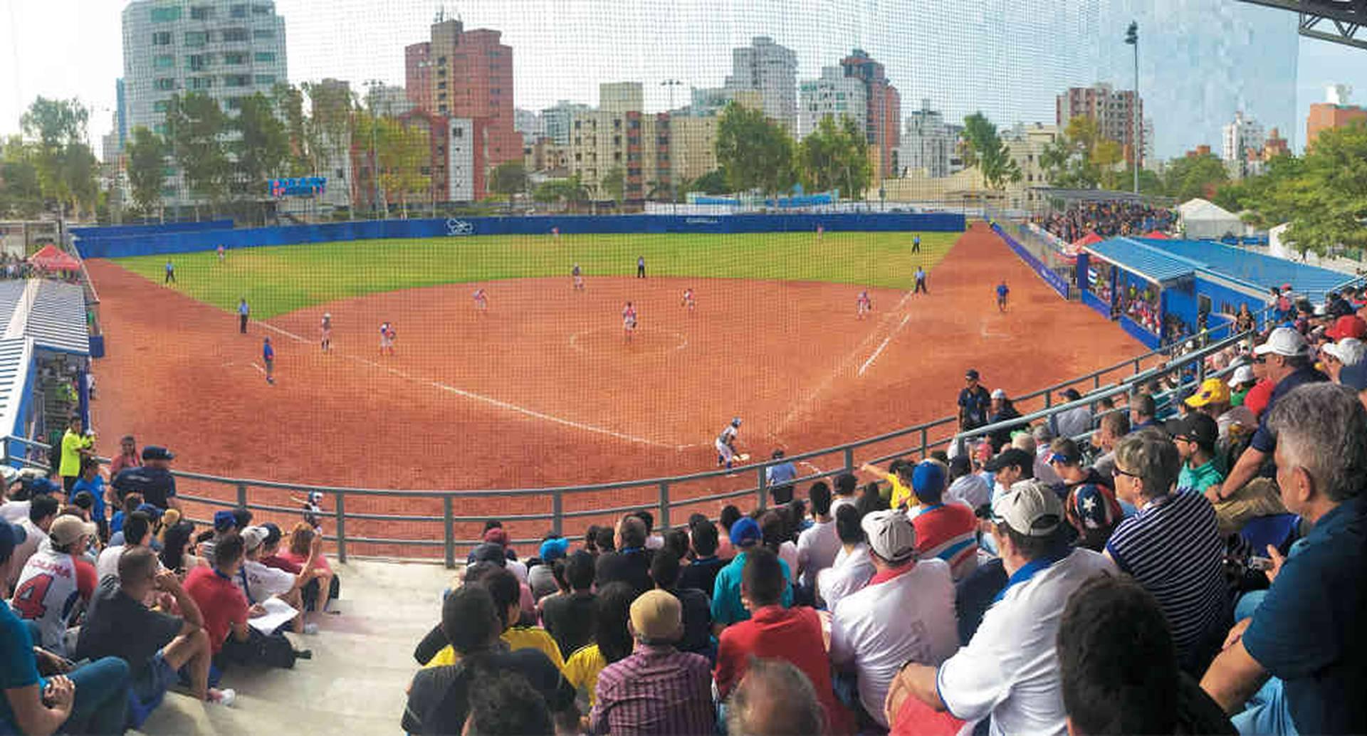 Mundial de béisbol en Barranquilla