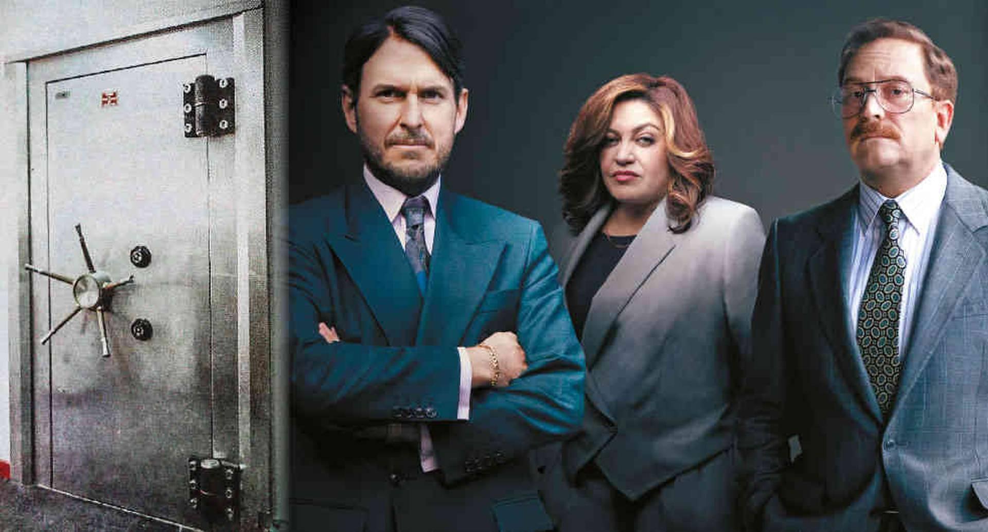 La serie será protagonizada por Andrés Parra, Marcela Benjumea y Christian Tappan.