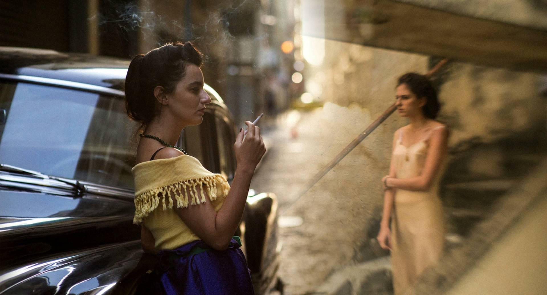 Julia Stockler y Carol Duarte, protagonistas de 'La vida invisible de Eurídice Gusmão' - Foto: Bruno Machado