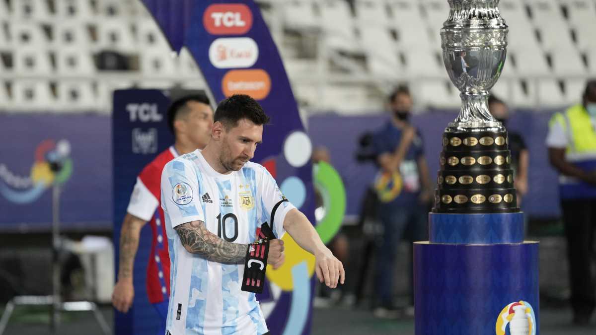 Copa América 2021 | Así quedó la tabla de posiciones luego de la primera  fecha