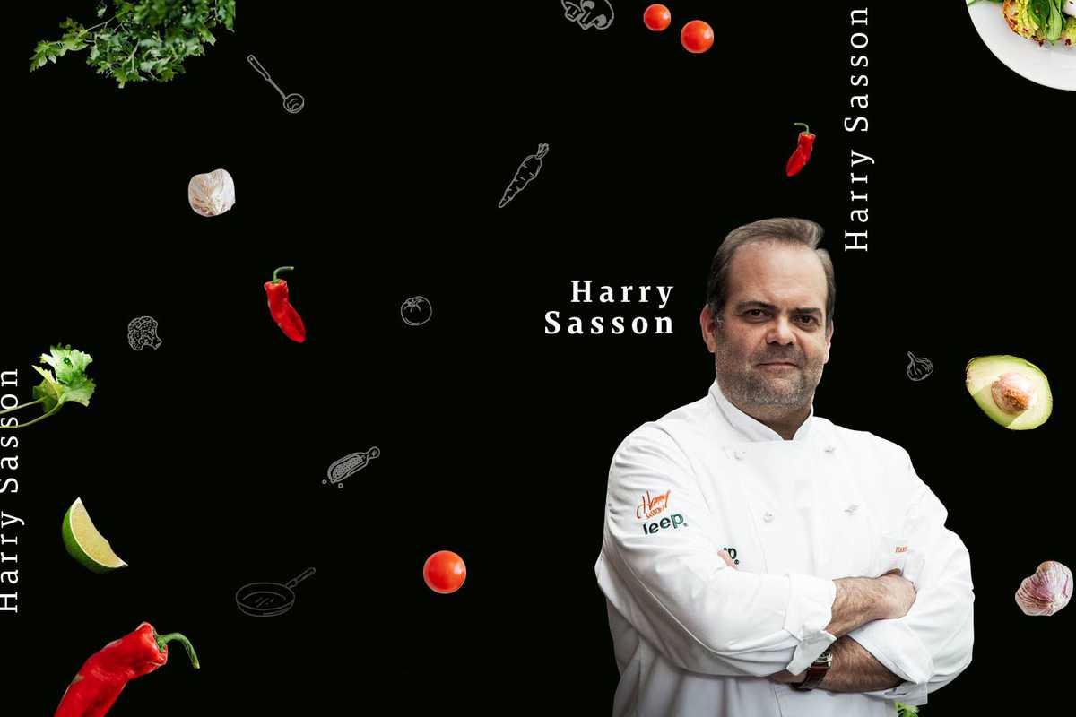 Harry Sasson - Apertura