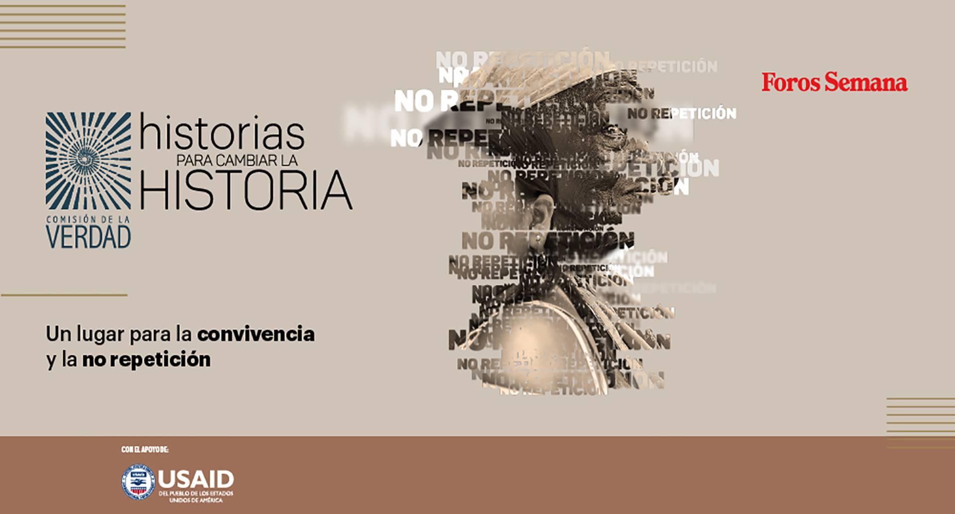 Reconocidos artistas y miembros de la Comisión de la Verdad lanzaron el proyecto 'Historias para cambiar la historia', una iniciativa que cuenta relatos de esperanza en medio del conflicto. .