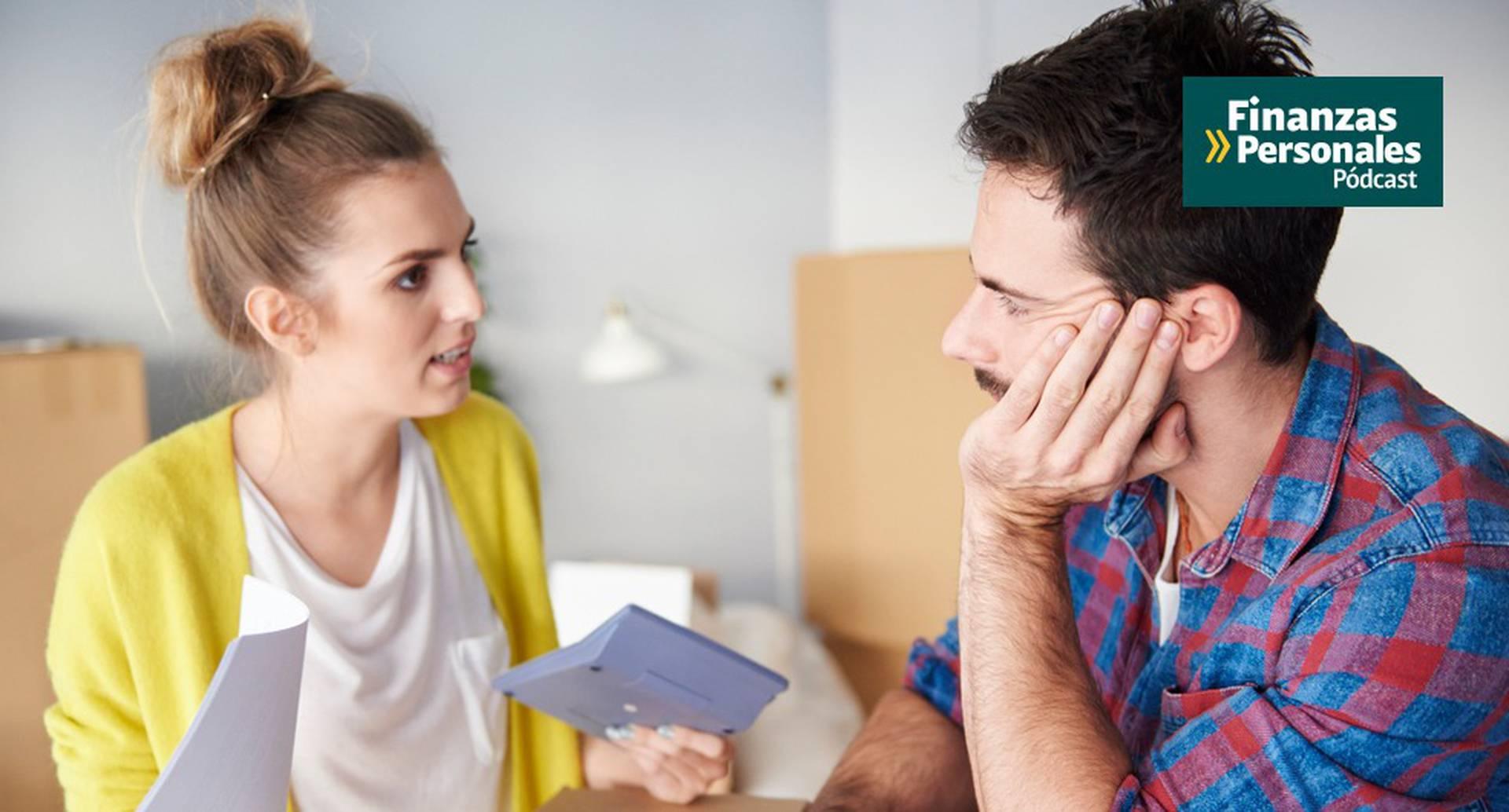 Finanzas personales: ¿Cómo manejar las finanzas en pareja? SemanaPódcast FinanzasPersonales TipsDeFinanzas TipsDeAhorro