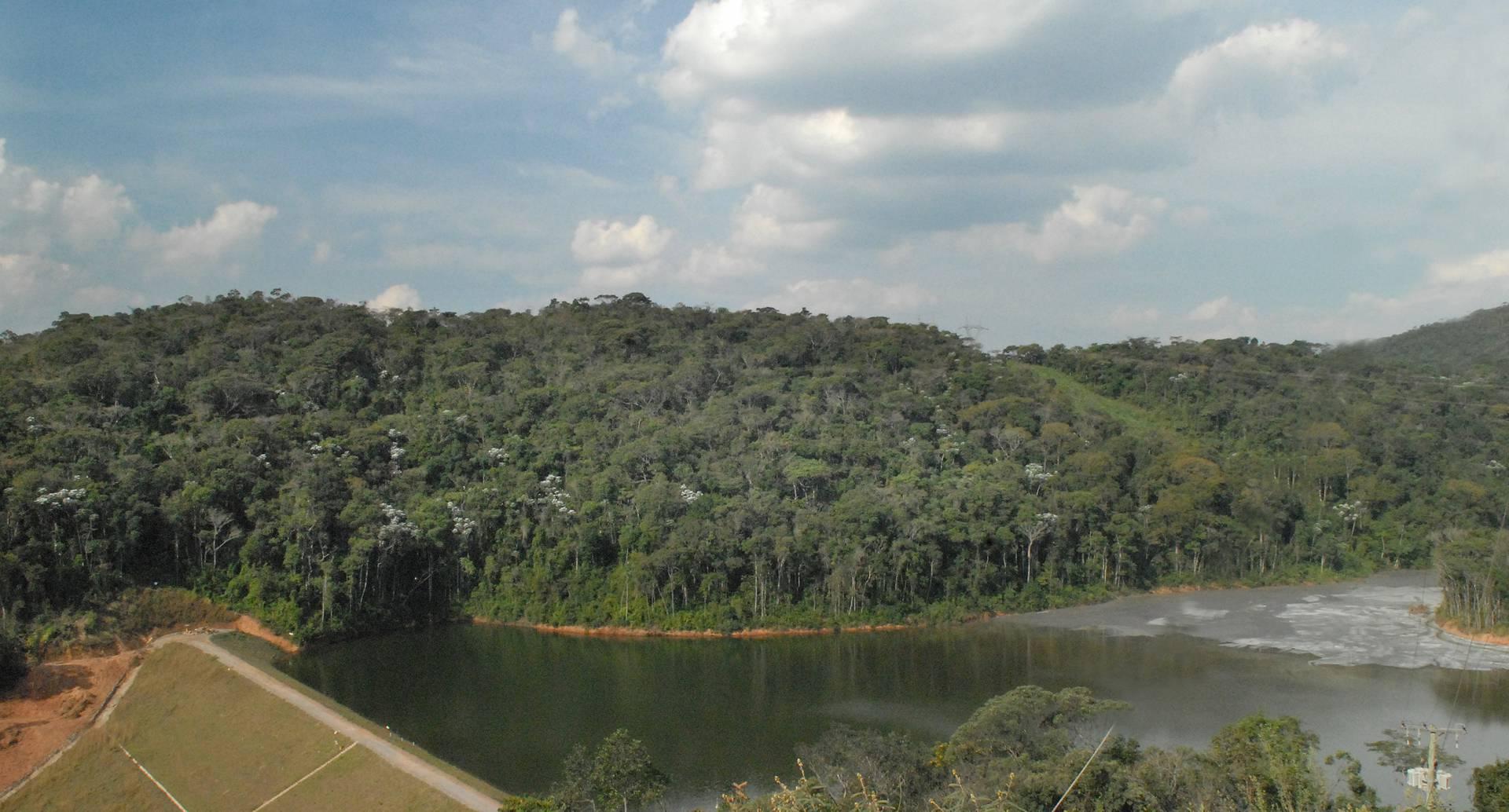 Mina Santa Barbara en Brasil
