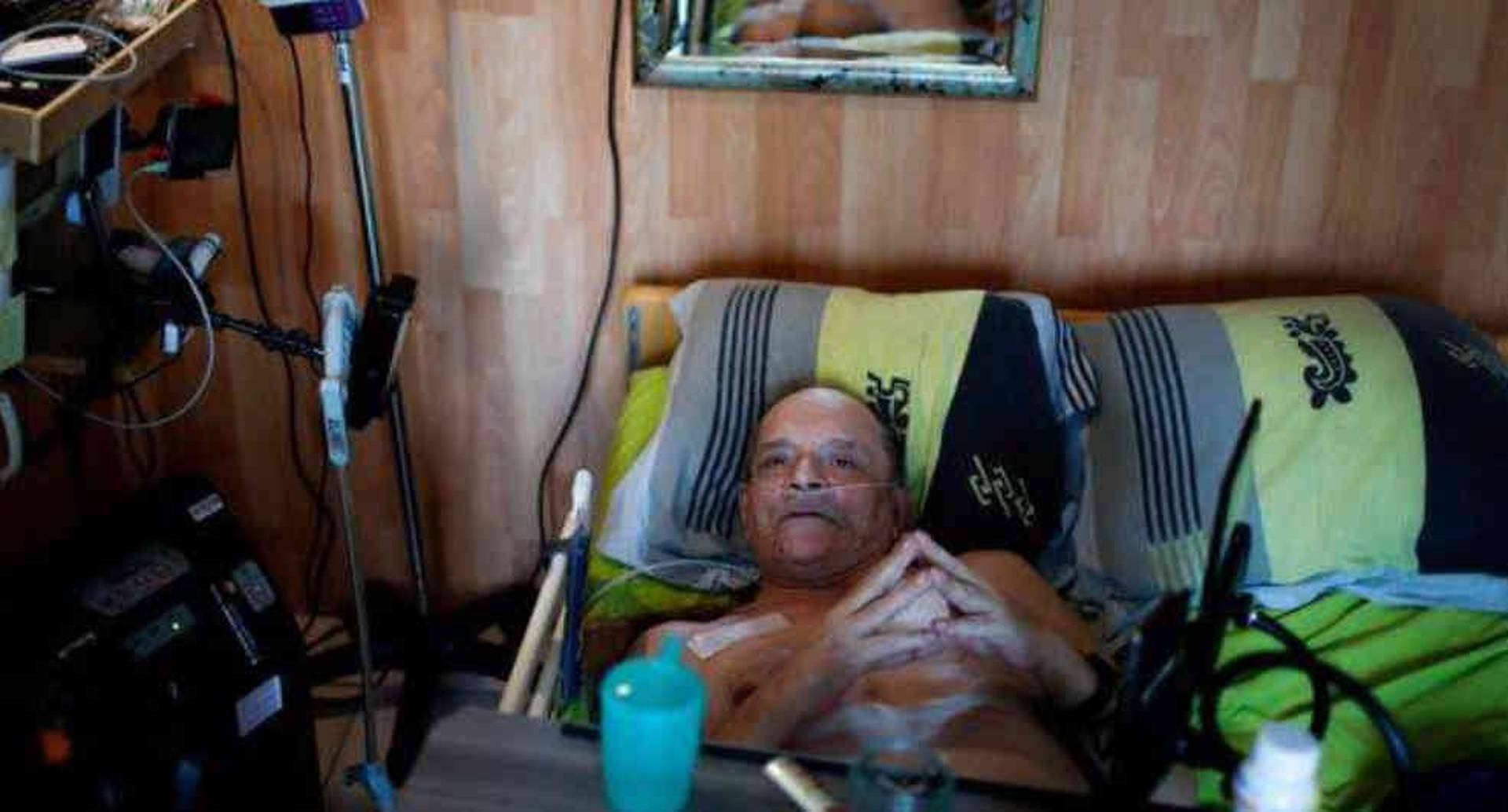 """""""Sedación profunda"""": la eutanasia que Facebook no dejó transmitir"""