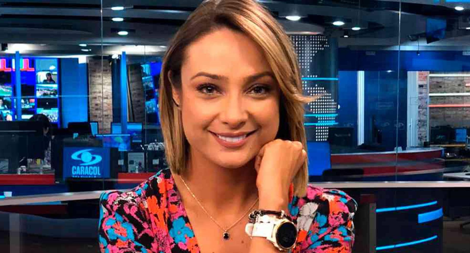 Mónica Jaramillo reveló qué viene para su carrera tras salida de Noticias Caracol.