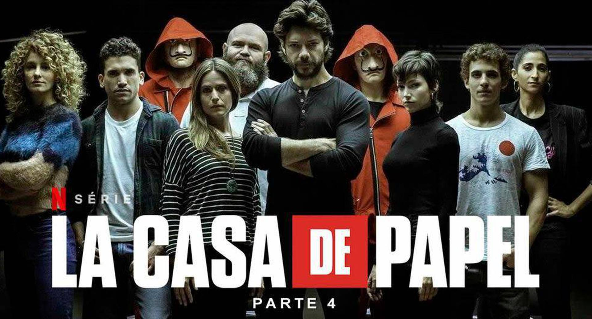 La serie española ha sido un éxito en Netflix