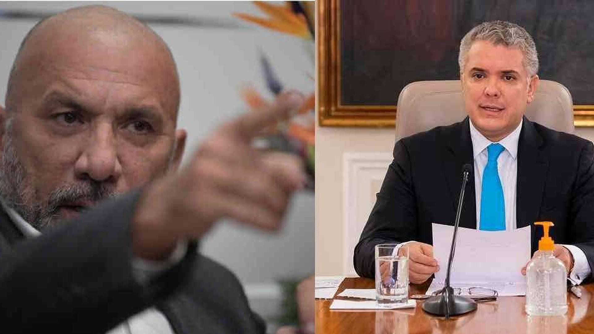 Roy Barreras iniciará recolección de firmas para revocar gobierno de Iván  Duque