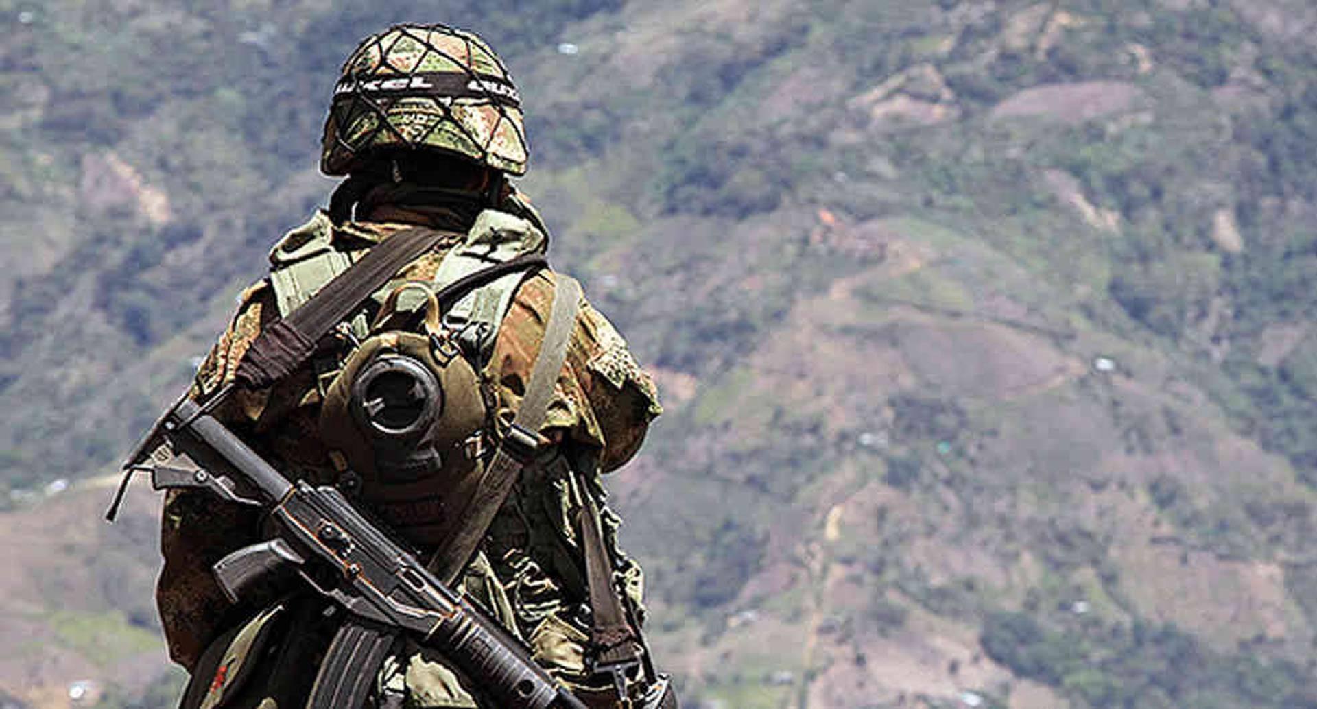 Militar en Antioquia denuncia irregularidades que comprometen a su comandante/Foto: archivo SEMANA