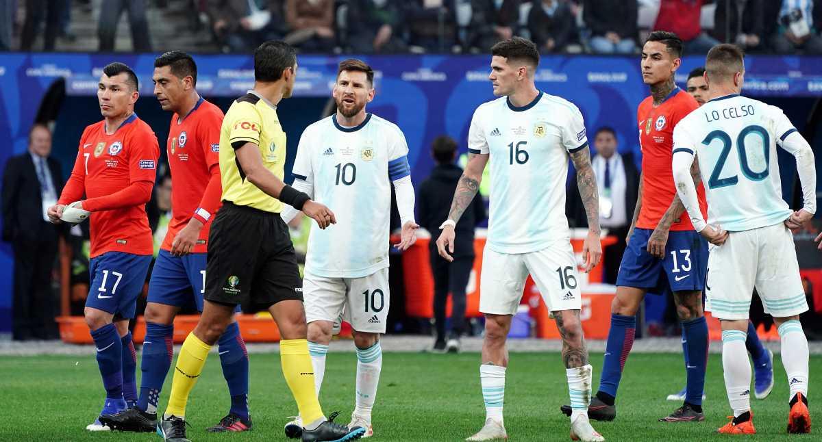 Copa América 2021 | Argentina vs. Chile: formaciones, canal y hora para ver en vivo
