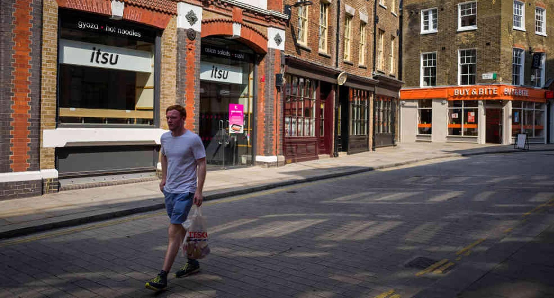 Reino Unido, ante nuevo rebrote de coronavirus