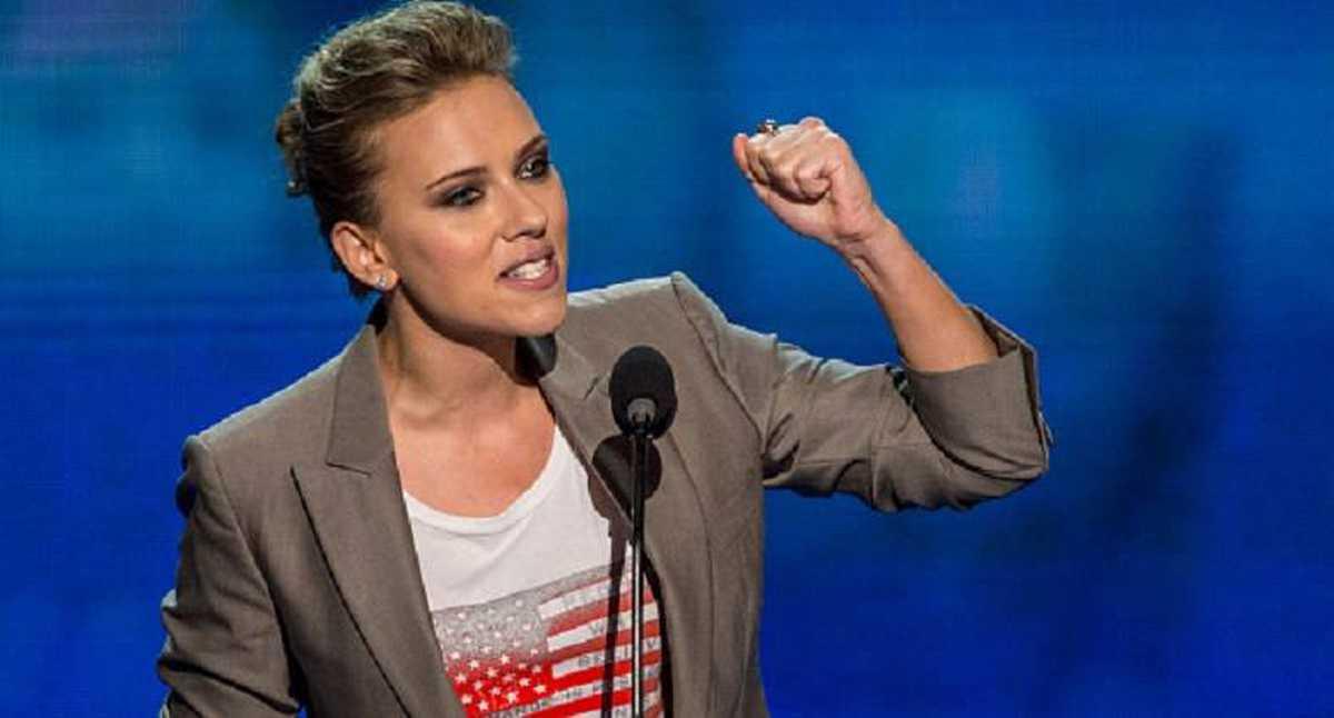 Así respondió Disney a la demanda de Scarlett Johansson