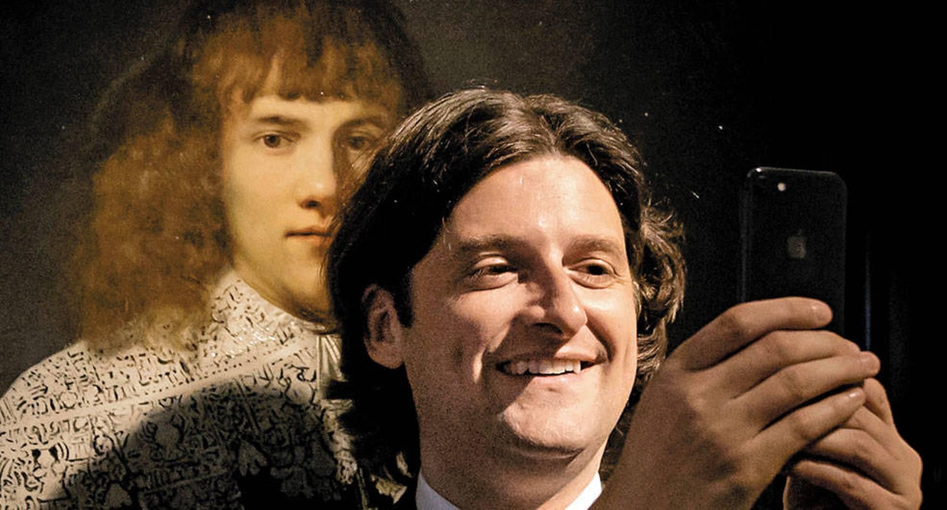 Jan Six desciende de un coleccionista muy famoso, amigo del propio Rembrandt. Adquirió Retrato de un joven caballero en 173.000 dólares, pero ahora podría venderla en 100 millones o más.