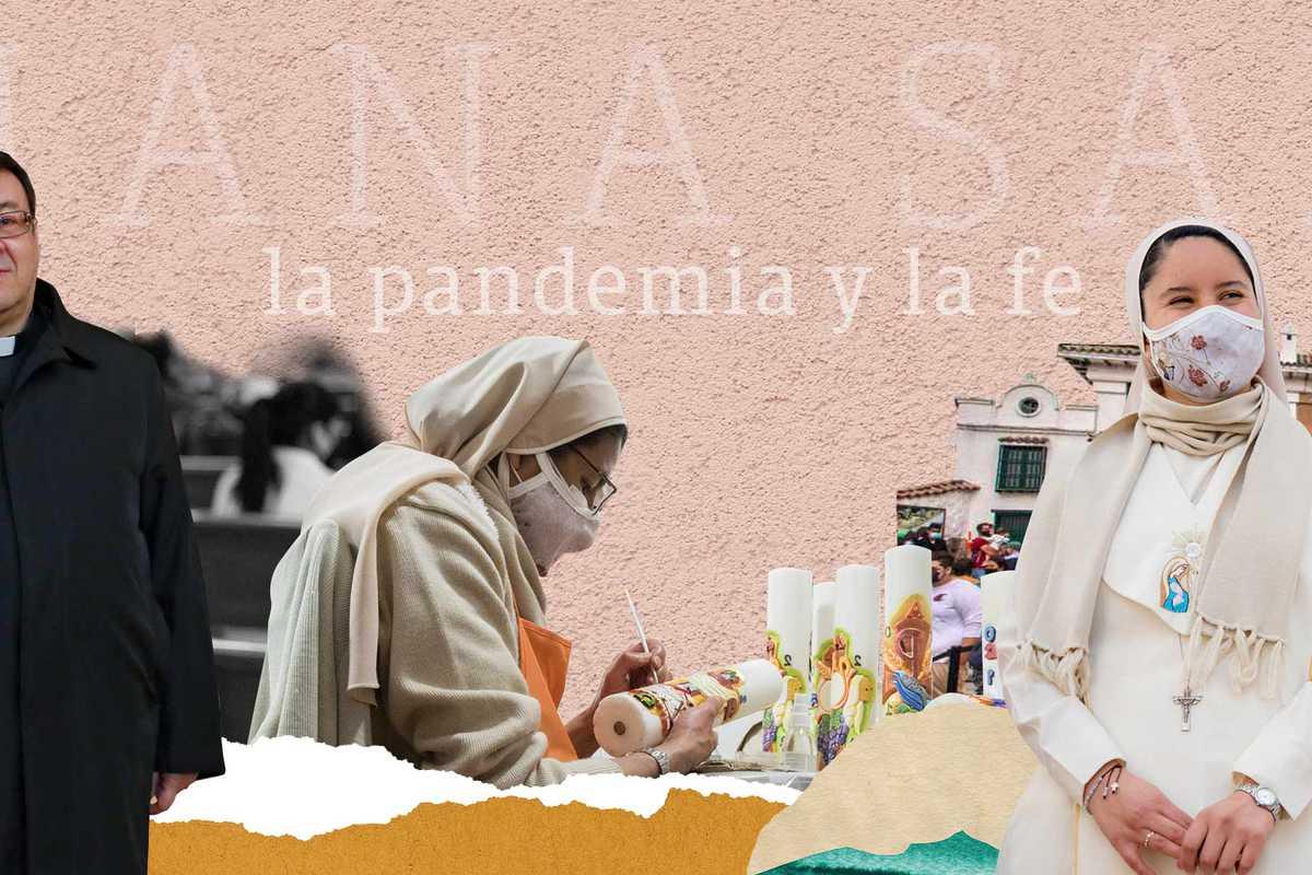 Semana Santa - La Pandemia y la fe