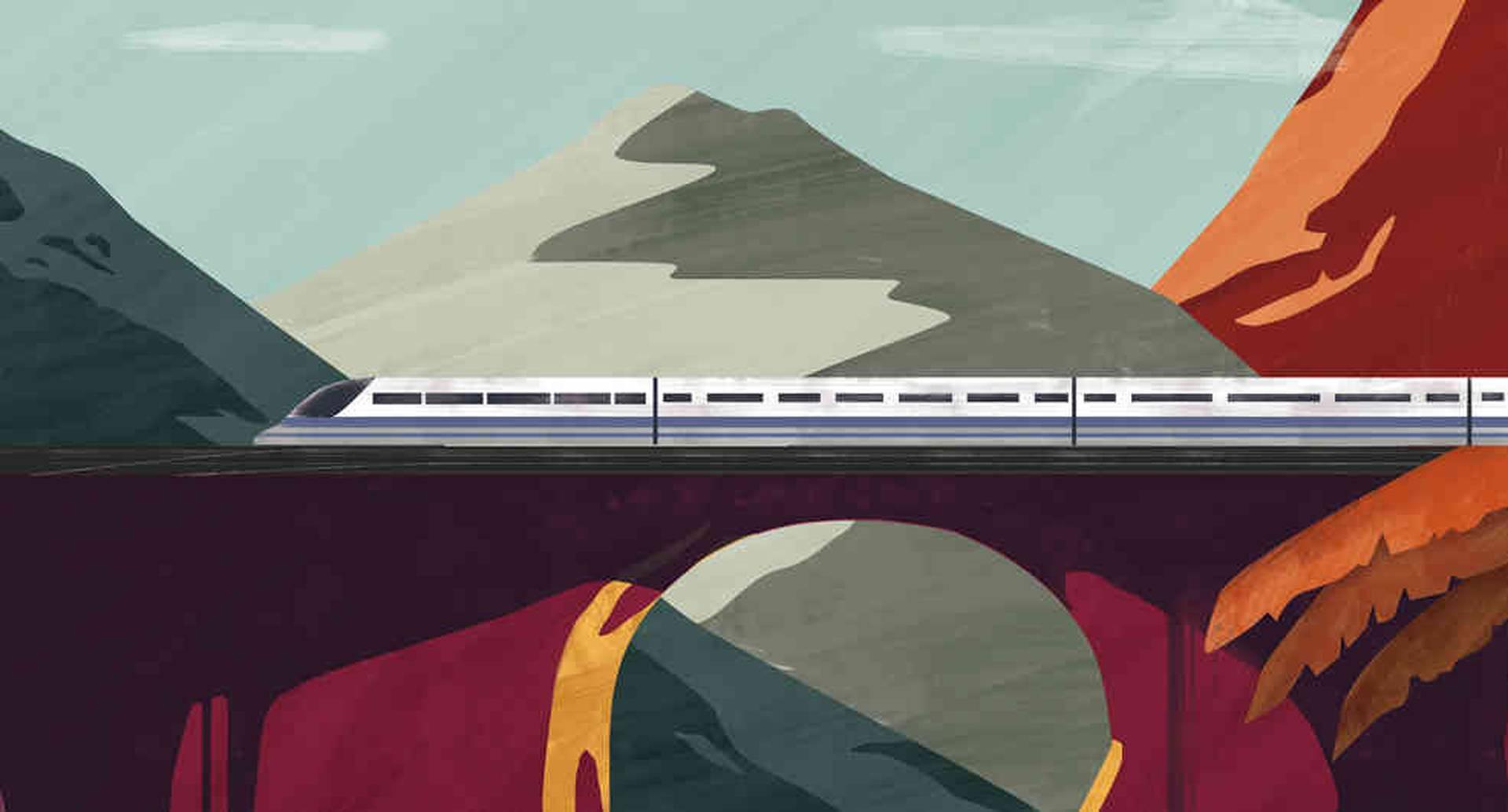 China construyó una línea de 13.000 kilómetros, la más larga del mundo.