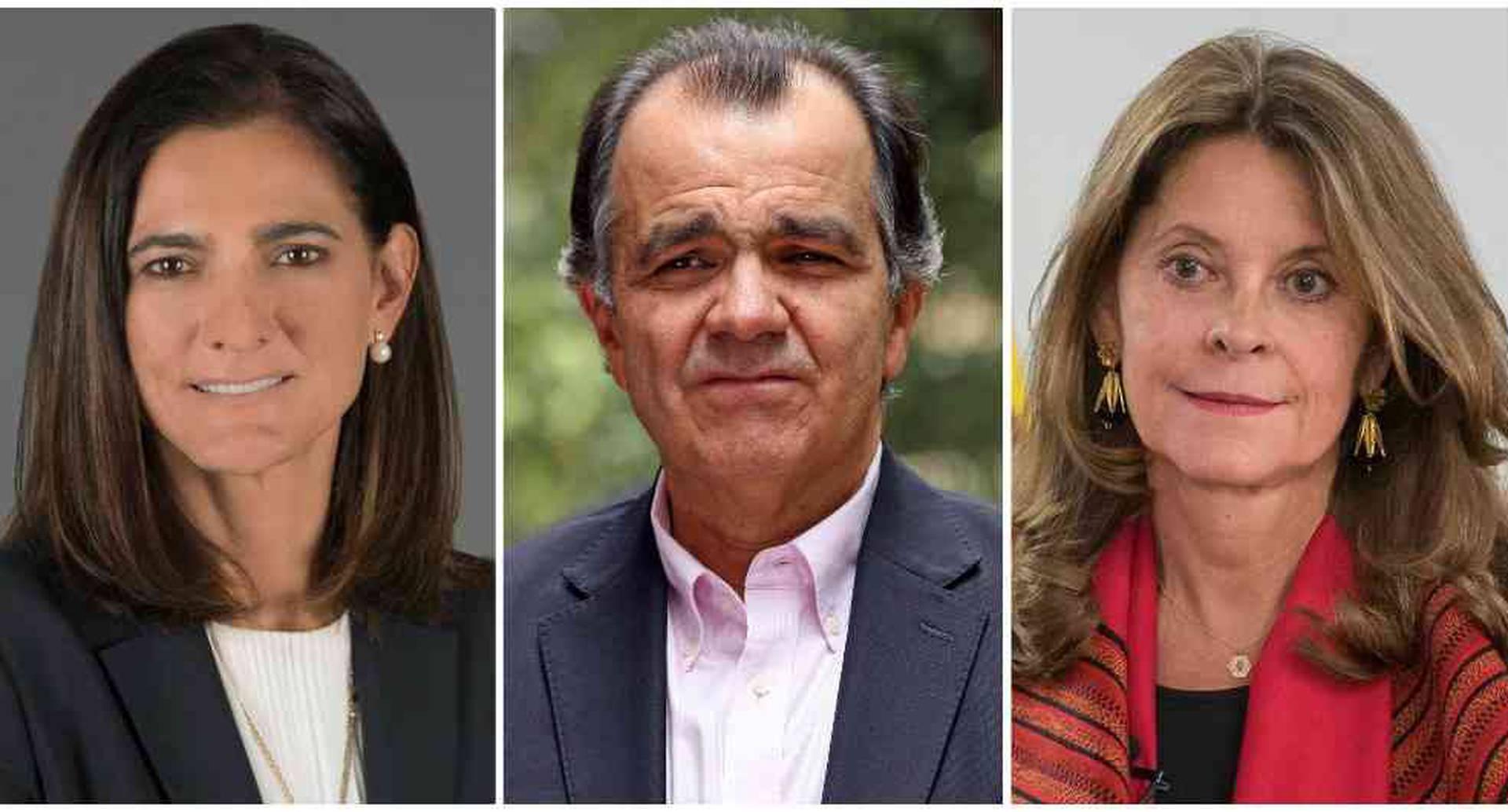 En el debate se les pidió explicaciones a la ministra de Transporte, al excandidato presidencial y a la vicepresidenta.