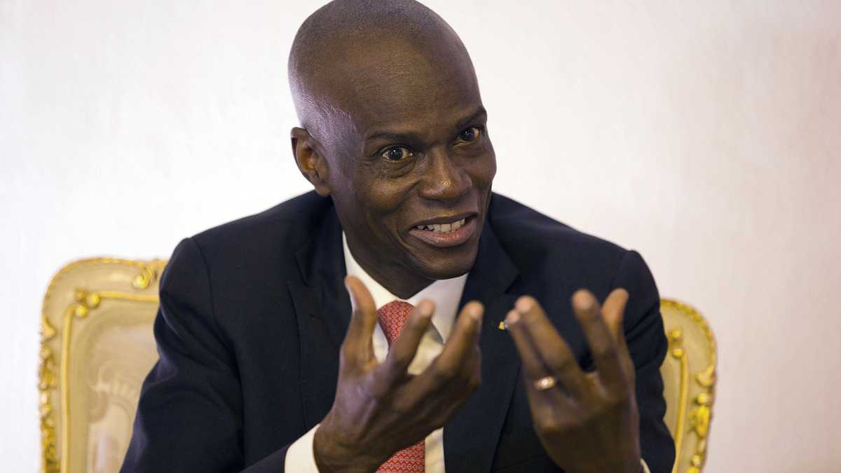Presidente de Haití Jovenel Moise, fue asesinado este miércoles.