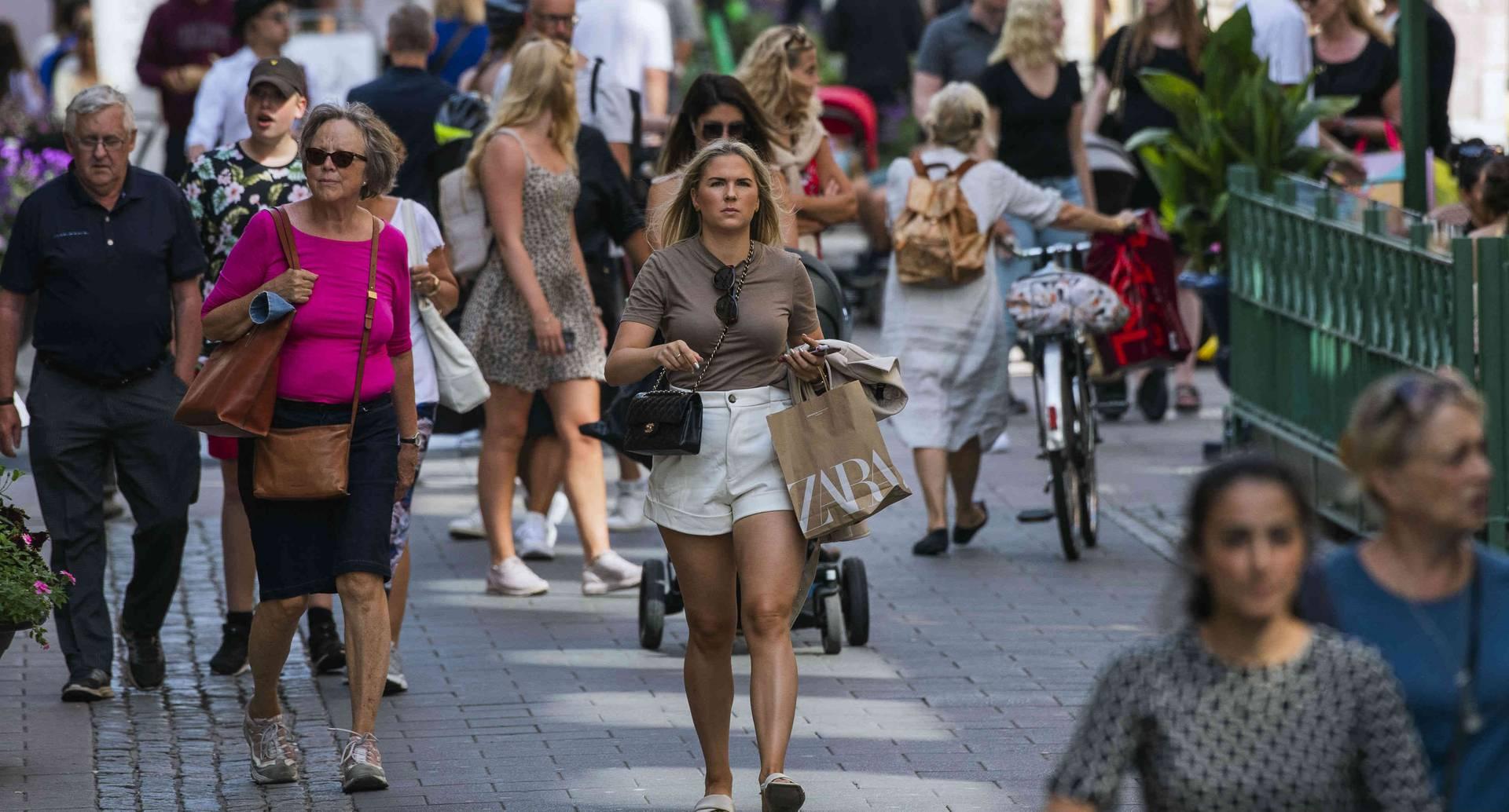 ¿Por qué los suecos no se ponen tapabocas?/Foto: AFP