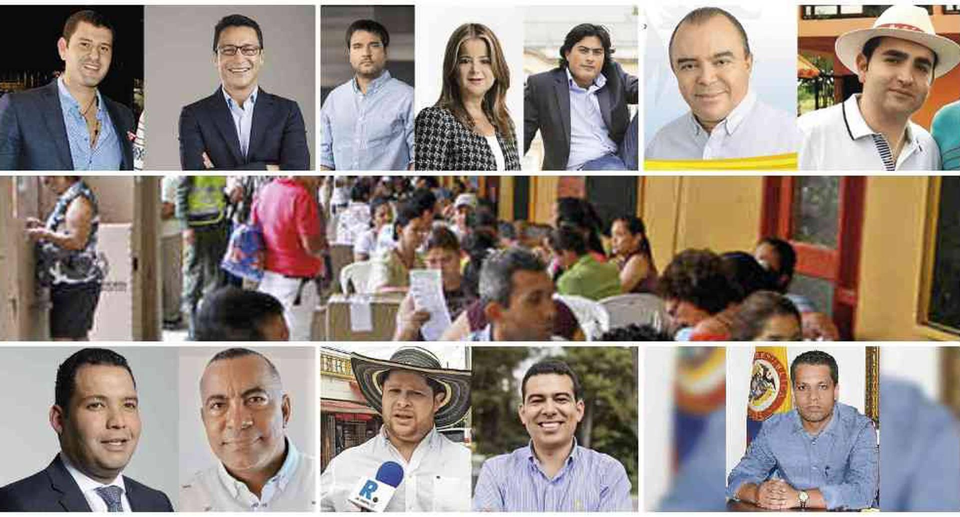 En los departamentos de la Costa hay una alta expectativa por los nuevos mandatarios. Los clanes políticos buscan afianzar su poder en cada una de sus regiones.