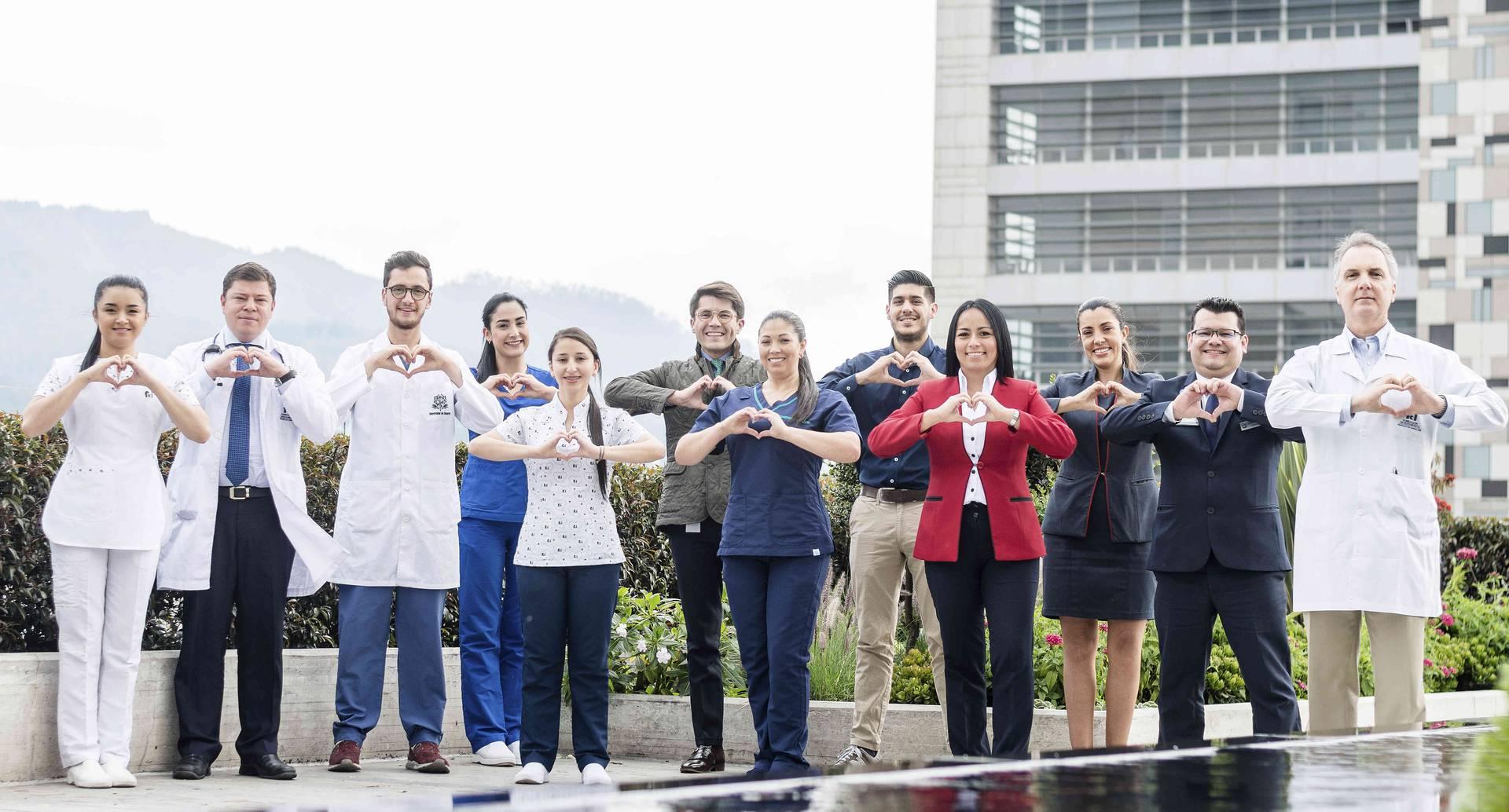 Su posicionamiento se debe a la calidad humana de quienes cuidan a los pacientes y al trabajo integrado de los equipos.