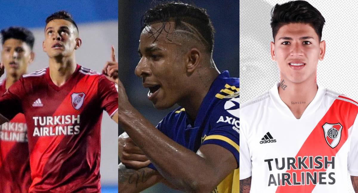 ¡Vale oro! Un colombiano entre los cinco jugadores más valiosos de la Copa Libertadores