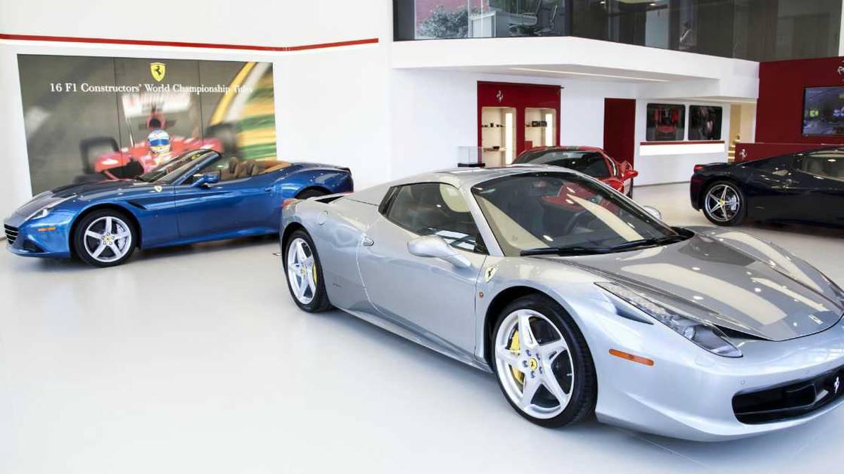 El Rezago De Las Vías Principal Reto De Ferrari En Colombia