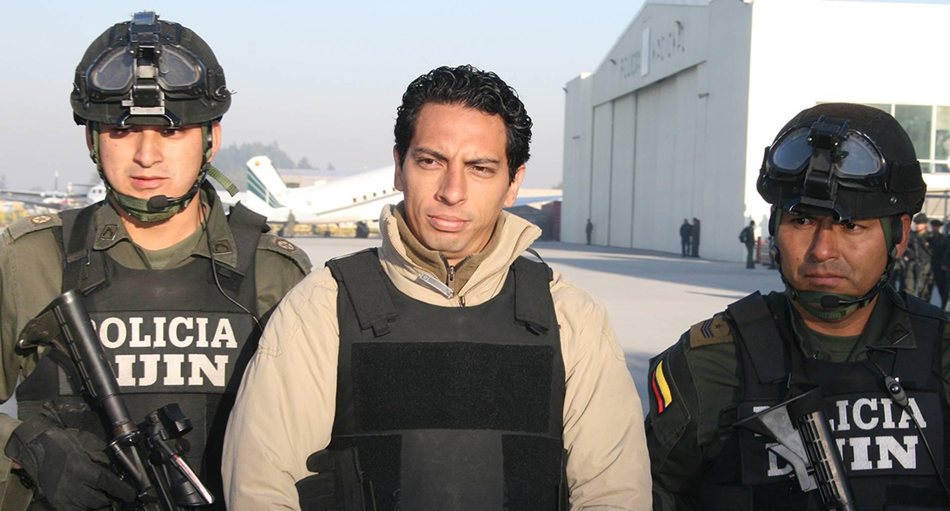 Deportado David Murcia Guzmán