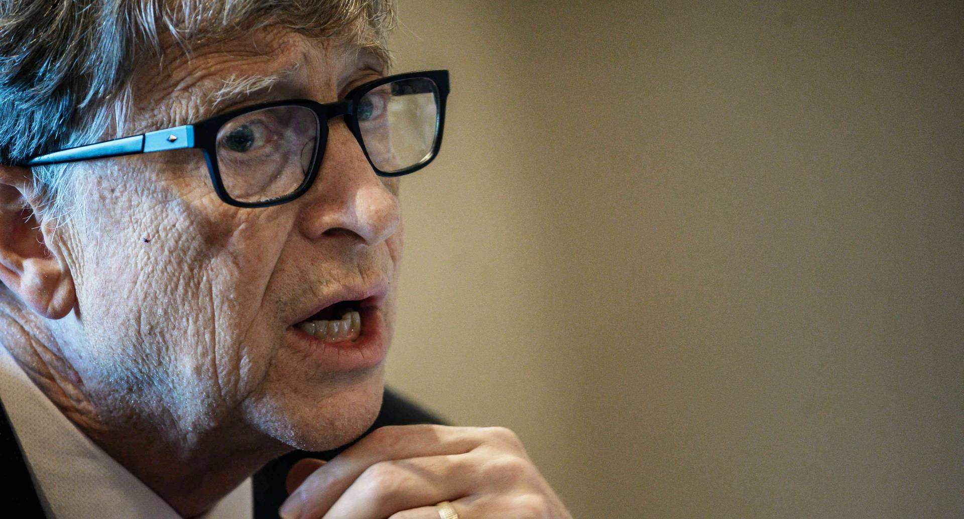 Bill Gates y su teoría para solucionar cualquier problema