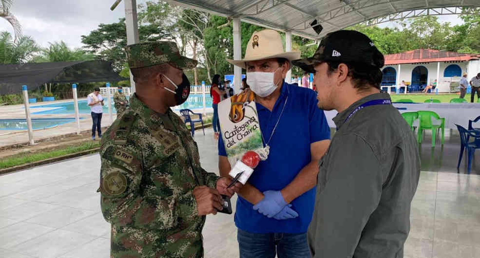 Gobernador de Caquetá confirmó que tiene covid-19