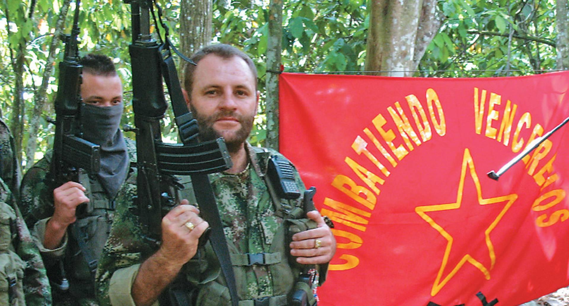 """""""Megateo"""", de 39 años, cayó el jueves de la semana pasada en un operativo de las fuerzas armadas."""