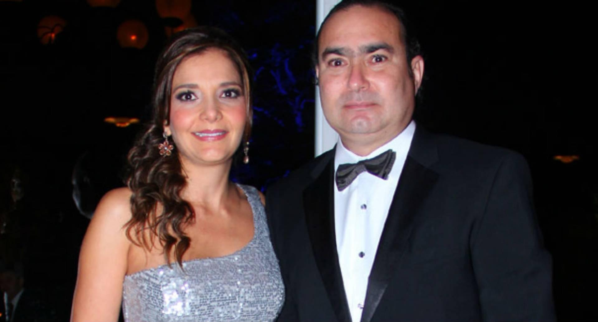 Martha Ligia Patrón y Jorge Pretelt