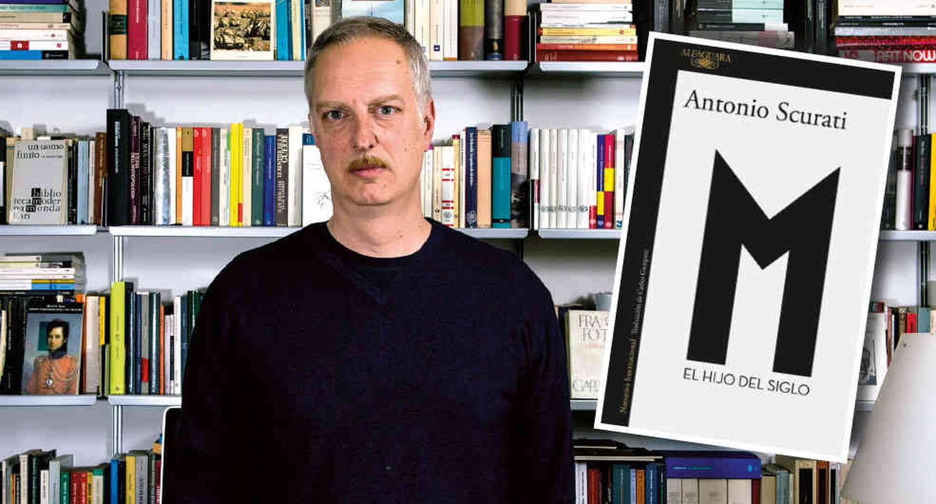 El italiano Antonio Scurati obtuvo  el premio Strega 2019 por esta novela.