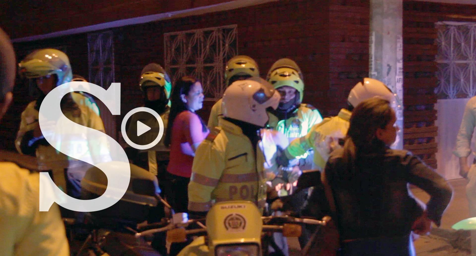 Riñas, hurtos y borrachos en la celebración del Día de la Madre en Bogotá.
