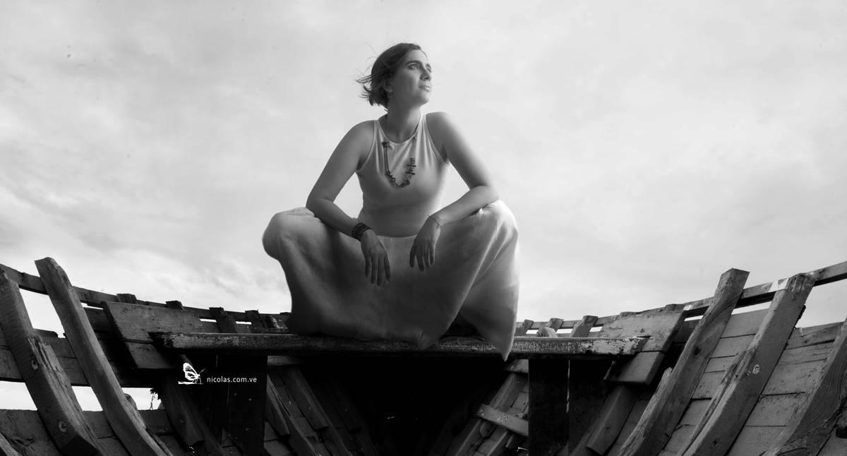 La La cantautora y renovadora del folclor colombiano, Marta Gómez. Estará en el Festival Nacional del Pasillo Colombiano. Foto: Nicolás Serrano.